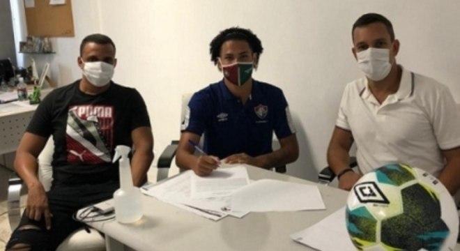 Gabryel Martins - Renovação Fluminense