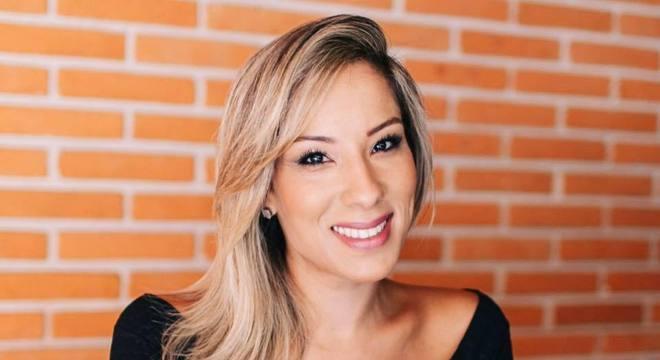 Gabryella Corrêa  é fundadora da Lady Driver, app de transporte exclusivamente feminino