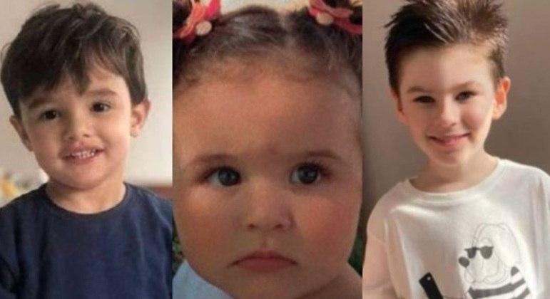 Gael, Heloísa e Henry morreram dentro de casa em 2021 e viraram caso de polícia
