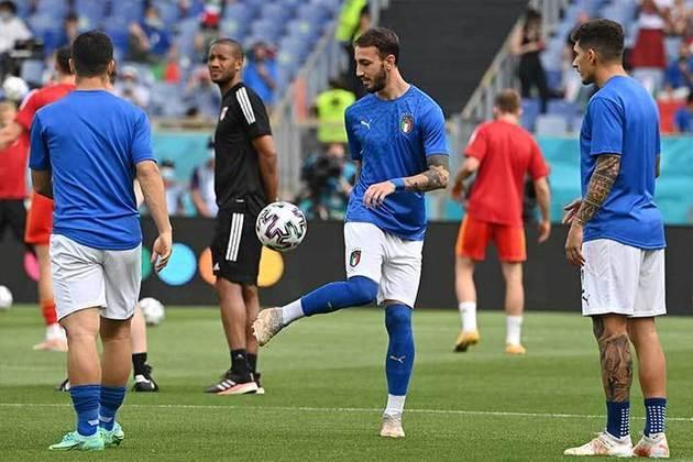 Gaetano Castrovilli - Fiorentina - Meio-campista - 24 anos - 20 milhões de euros (R$ 119 mi) - Contrato até 30/06/2024
