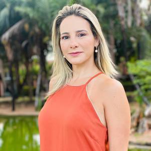 Empresária e apresentadora Gaída Dias