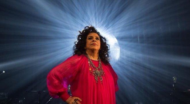 Gal Costa cantará seus antigos e novos sucessos no festival MECAMaquiné