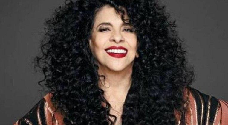 Gal Costa - Cantora - Time que torce: Bahia