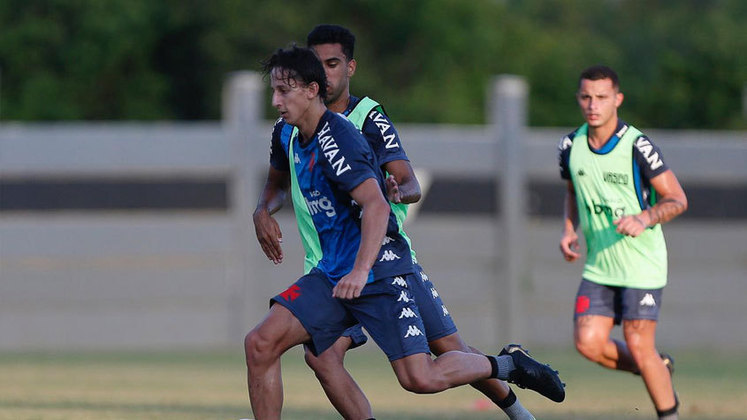 Galarza - Revelação desta temporada, se garantiu o suficiente para se tornar titular e ser comprado pelo Vasco.