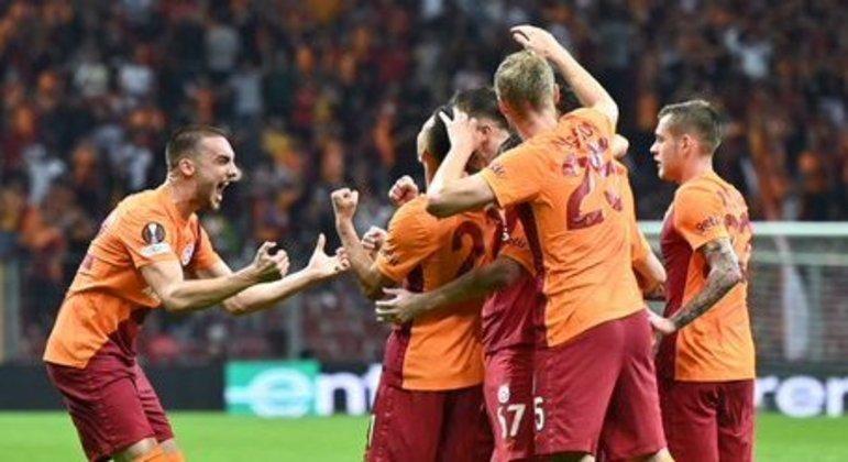 Galatasaray, um bom sucesso contra a Lazio