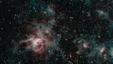 Cientistas detectam oxigênio em outra galáxia pela primeira vez
