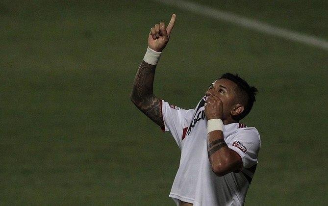 Galeano - 1 gol: deixou o seu na goleada sobre o Ituano por 3 a 0, em Itu.
