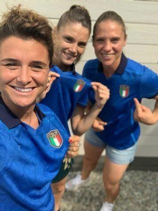 GALERIA: A nova camisa 1 da seleção da Itália