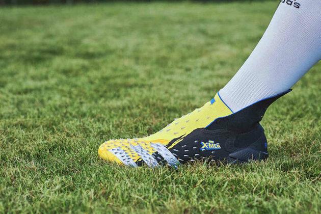 GALERIA: Adidas se une com Marvel e lança chuteiras inspiradas em heróis