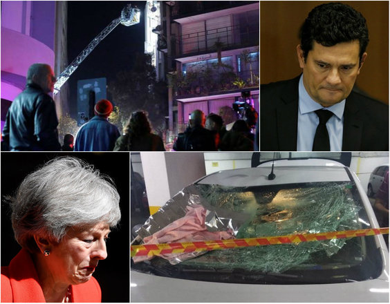 Reforma administrativa e morte de brasileiros no Chile foram destaque