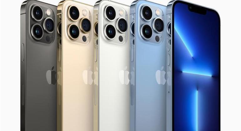 iPhone 13 pode chegar ao Brasil custando cerca de R$ 16 mil