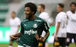 2º - Palmeiras: 112,88 milhões de euros (aproximadamente R$ 766,4 milhões na cotação atual)