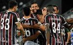 11º - Fluminense: 37,38 milhões de euros (aproximadamente R$ 253,8 milhões na cotação atual)