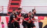 25º - Atlético-GO: 7,20 milhões de euros (aproximadamente R$ 48,8 milhões na cotação atual)