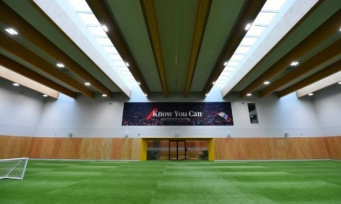 GALERIA: Veja fotos do novo CT do Liverpool, o AXA Training Centre