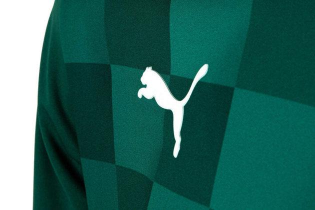 GALERIA: Veja imagens da nova camisa 1 do Palmeiras