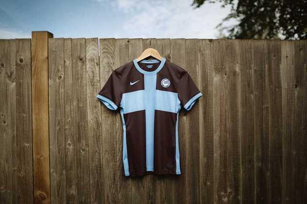 GALERIA: Veja imagens do novo uniforme 3 do Corinthians