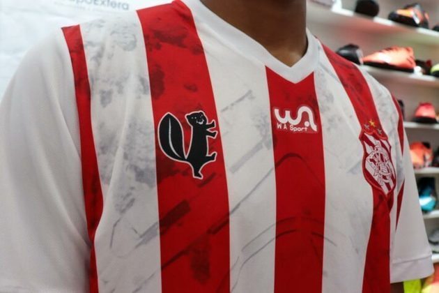 GALERIA: Veja mais fotos da nova camisa 1 do Bangu