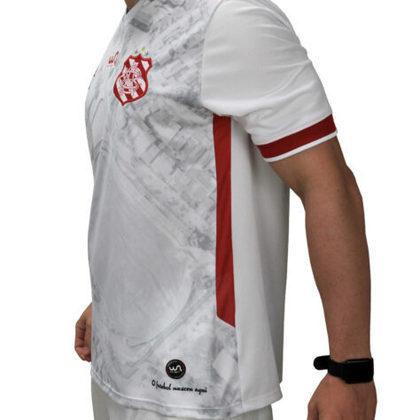 GALERIA: Veja mais fotos da nova camisa 2 do Bangu