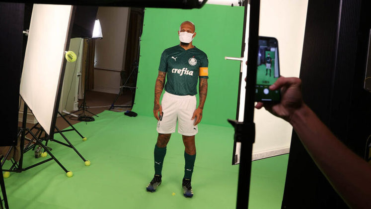 Veja o uniforme 1 do Palmeiras para o Mundial