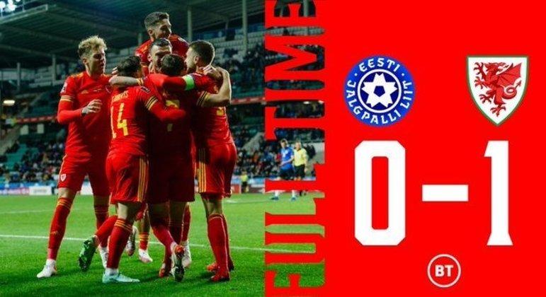 Gales, ao menos boas chances de disputar os playoffs