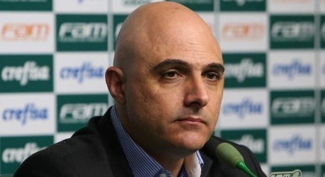 Galiotte não pode se omitir. Palmeiras é responsável pelos sócios-torcedores