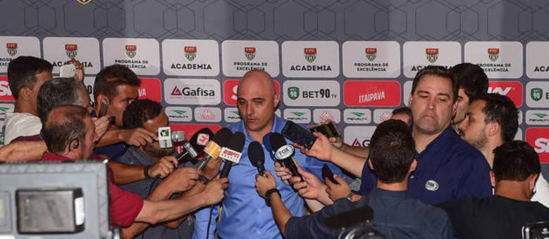 Galiotte não esquece da final de 2018. Mas precisa da força da FPF