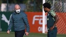 Palmeiras dá vantagem ao Flamengo. Luiz Adriano fora