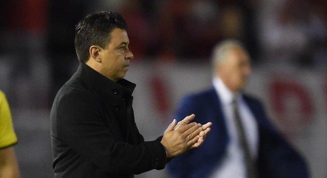 Marcelo Gallardo busca seu terceiro título de Libertadores