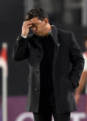 Gallardo lamenta derrota