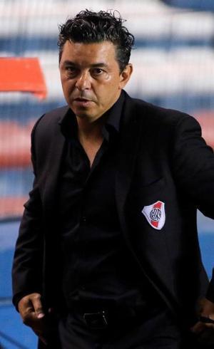 Gallardo busca tri da Libertadores