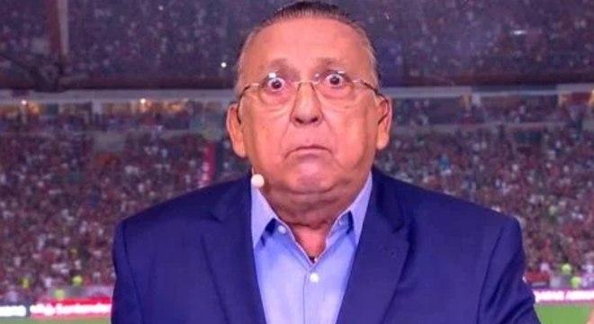 Galvão Bueno passou a ser poupado dos Estaduais. Pela desimportância dos jogos