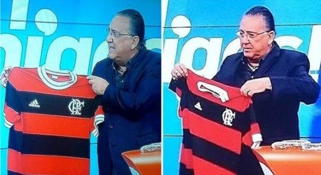 Reaproximação entre inimigos. Globo e Flamengo interessados na transmissão