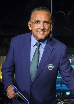 Galvão Bueno vai comandar os trabalhos da Globo na Olimpíada
