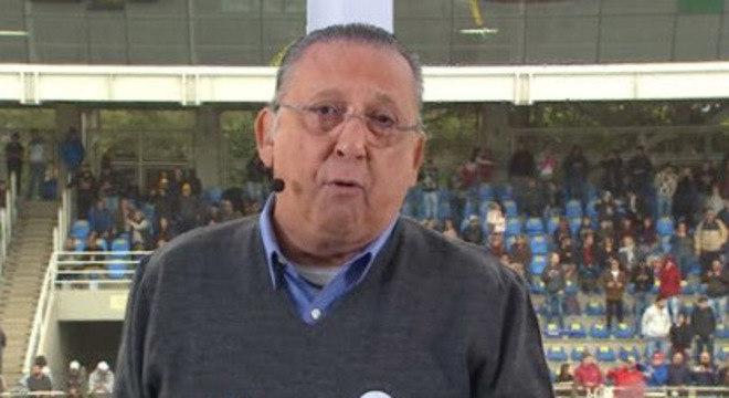 Sem fôlego, Galvão se poupou na Supercopa do Brasil. Será sempre assim