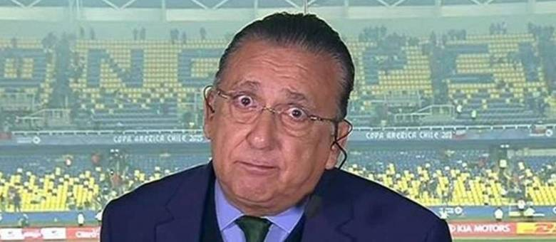 Galvão Bueno continuará afastado das transmissões esportivas da Globo