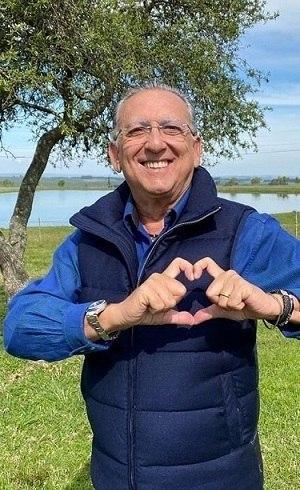Galvão Bueno, um dos narradores da F1 na Globo