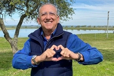 Galvão Bueno quer voltar a narrar futebol