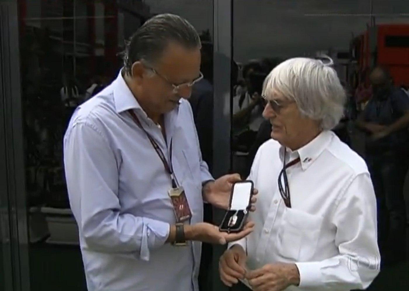 Galvão Bueno tentará usar todos os seus contatos para tentar salvar a Fórmula 1