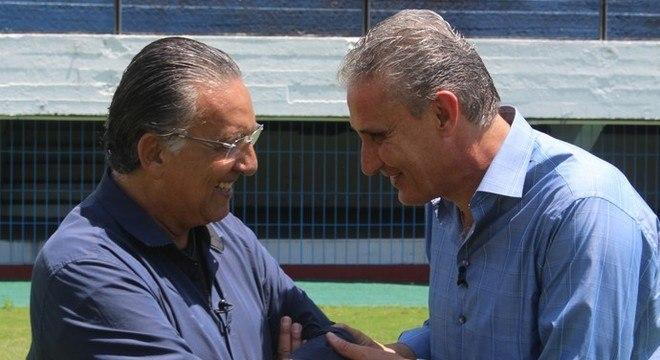 Globo quer Galvão próximo de Tite. Ordem é tratar a seleção como produto da emissora