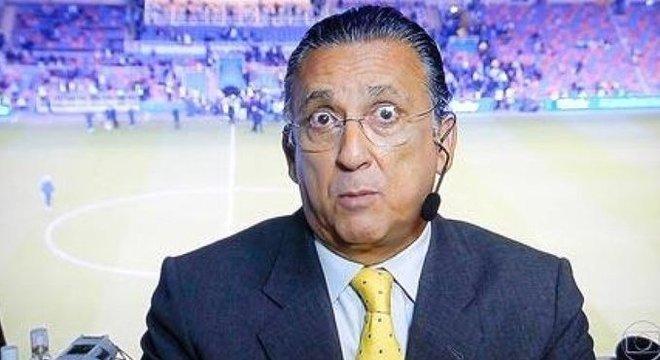 Galvão pode ajudar a melhorar as transmissões dos jogos do Brasil