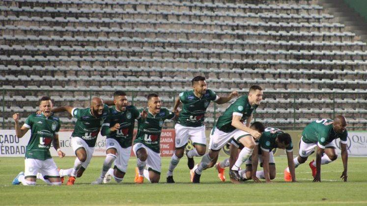 Gama: Campeão brasileiro da Série B em 1998, a equipe do Distrito Federal ficou em segundo lugar no mesmo grupo do Brasiliense. No entanto, o Gama foi eliminado na segunda fase, no Bezerrão, pelo Goianésia. Em 2021, veremos Brasiliense e Gama na Série D novamente.