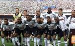 Gamarra inclusive foi capitão do histórico time do Corinthians campeão do Brasileiro de 1998, que contava com ídolos como Marcelinho Carioca, Rincón, Edílson, Vampeta, entre outros