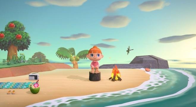 Animal Crossing já vendeu um prêmio