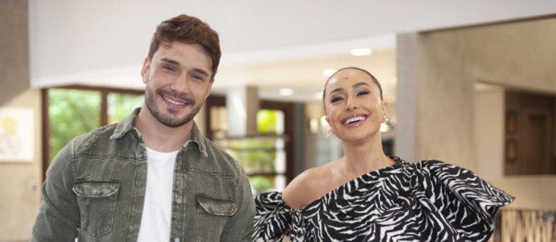 Sabrina Sato ajuda ex-peão Lucas Viana a encontrar seu par ideal