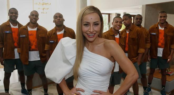 Sabrina Sato comanda o reality Game dos Clones