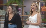 No quarto episódio do realityGame dos Clones, Sabrina Sato enfrentou o desafio de achar um par perfeito para Isis Simões que, além de modelo plus size, também é gerente comercial de uma empresa que trabalha com casamentos