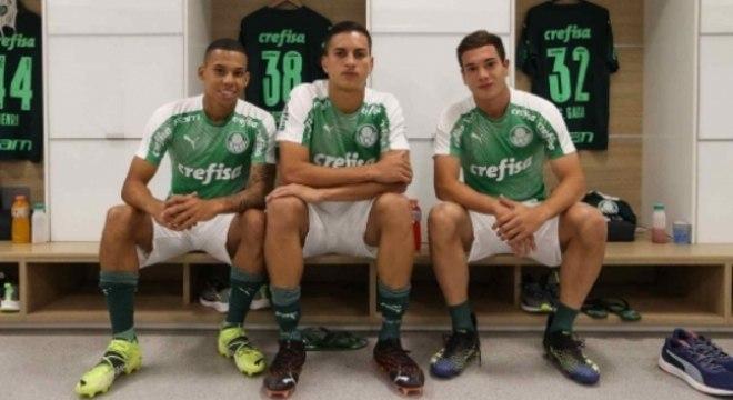 Garcia base Palmeiras