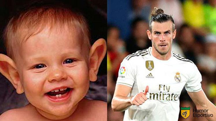 Gareth Bale sempre adorou ouvir a conversa dos outros