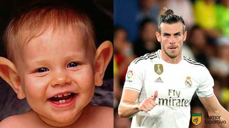 Gareth Bale sempre adorou ouvir a conversa dos outros.